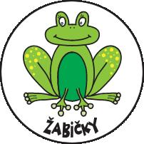 Výsledek obrázku pro logo žabičky